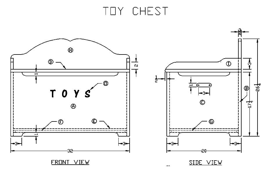 Toy Box Plans Woodworking DIY Blueprint Plans Download blue wood dye – tired72yqr